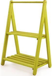 Estante Multi-Uso Alecrim Amarelo 78Cm - 61593 - Sun House