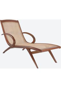 Chaise Anos 50 Suede Azul - Wk-Ast-34