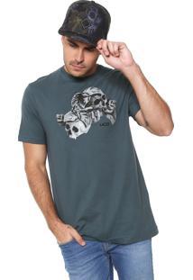 Camiseta Mcd Nightmare Verde