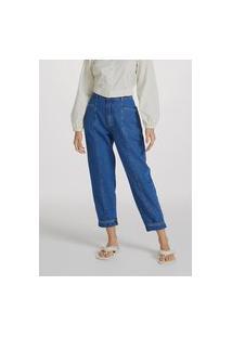 Calça Jeans Slouchy Feminina