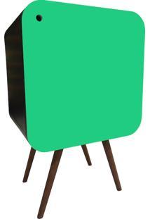Armário Casa Da Mãe Joana 1 Porta Verde