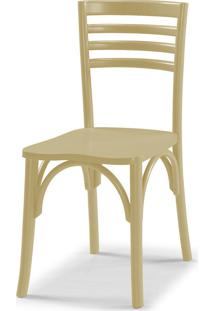 Cadeira Samara 83,5 Cm 911 Marrom Claro - Maxima