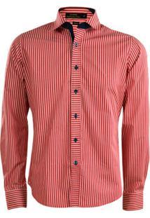 Camisa Gajang Premium Vermelho