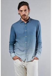 Camisa Degrade Mykonos Reserva Masculina - Masculino