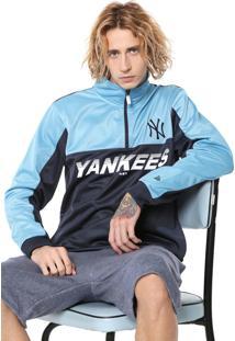 Jaqueta New Era New York Yankees Azul/Azul-Marinho
