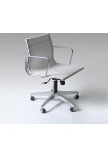 Cadeira Sm Base Giratória Regulagem De Altura Design By Studio Mais