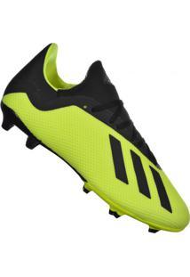 Chuteira Adidas X 18.3 Campo