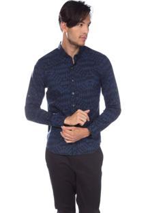 Camisa Levi'S® No Pocket Rollup - L
