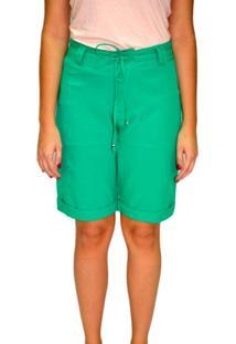 Bermuda Energia Fashion 271436 Lisa Verde Escuro