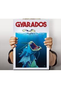 Poster Poke Jaws