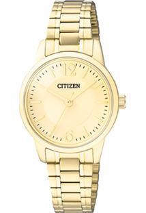 Relógio Citizen Feminino Tz28440G