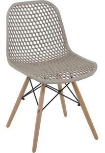 Cadeira Eloisa Nude Rivatti Móveis
