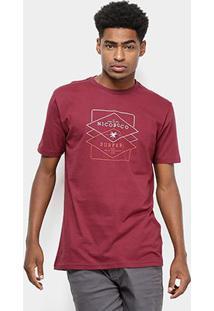 Camiseta Nicoboco Slim Fit Jedburgo Masculina - Masculino