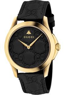 a60fe40c51d Relógio Digital Gucci feminino