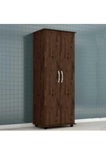 Armário Multiuso 2 Portas Onix Rustic - Móveis Germai