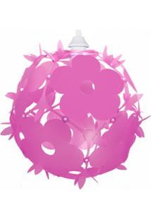 Pendente Carambola Hibisco Pink