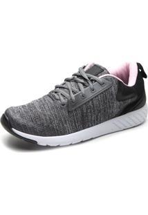 Tênis Dafiti Shoes Têxtil Cinza