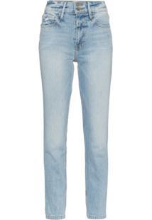 Frame Calça Jeans 'Le Sylvie' - Azul