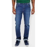 b4c0c2fb6c7cf Calça Jeans Skinny Lacoste Stone Masculina - Masculino