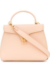 Coccinelle Marvin Shoulder Bag - Rosa
