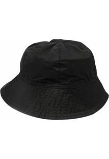 Rick Owens Drkshdw Chapéu Bucket De Algodão - Preto