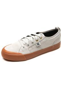 Tênis Dc Shoes Evan Smith Tx Imp Cinza