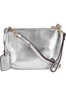 Bolsa Shoestock Mini Bag Transversal Básica Feminina - Feminino