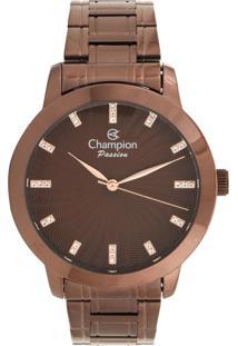Relógio Champion Cn29276R Marrom