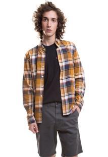 Camisa Levi'S® Pacific No Pocket - S