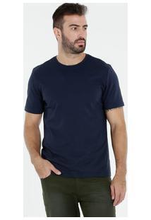 Camiseta Masculina Básica Manga Curta Marisa