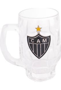 Caneca Minas De Presentes Atlético Mineiro Transparente