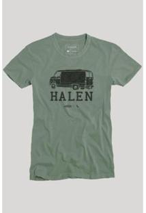 Camiseta Reserva Van Masculina - Masculino-Verde