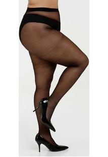Meia Calça Feminina Opaca Fio 15 Plus Size Trifil