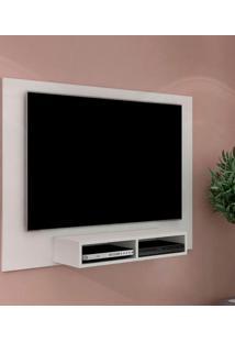 Painel Para Tv Até 42 Polegadas Aratiba Branco