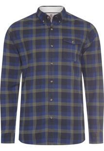 Camisa Masculina Allendale - Verde