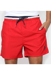 Short U.S. Polo Assn Masculino - Masculino