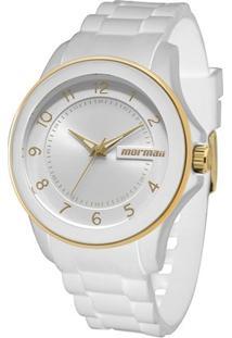 Relógio Mormaii-Mopc21Jaf - Feminino-Branco
