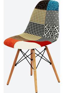 Cadeira Eames Dsw - Patchwork