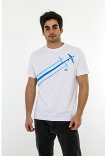 Camiseta Romeo Store Planes - Masculino