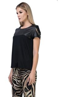Camiseta Lança Perfume Collection Preto