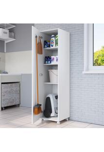 Armário Multiuso 1 Porta Ar040 Branco - Art In Móveis