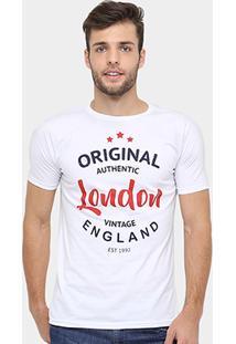 Camiseta Burn London - Masculino
