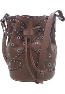 Bucket Bag New Western Taupe | Schutz