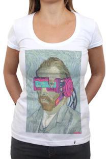 Gogh Lambe - Camiseta Clássica Feminina