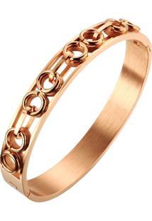 Bracelete Vanglore 1259 Rosê
