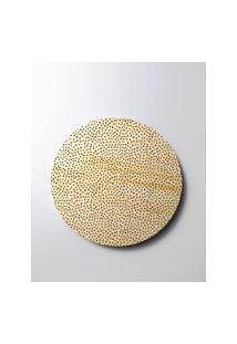 Amaro Feminino Design Up Living Descanso De Panela Marfim 12X20X20, Pintinhas