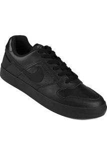 Tênis Nike Sb Delta Force Vulc Masculino - Masculino-Preto