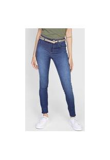 Calça Jeans Forum Skinny Verônica Azul