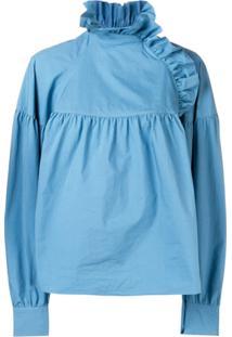 Melampo Ragan Top - Azul