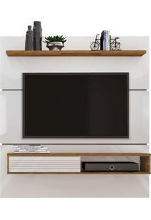 """Home Suspenso Tv Até 65"""" Santorini Off White/Demolição"""